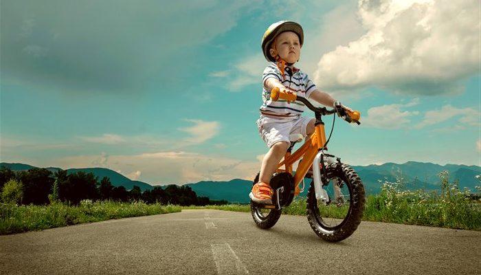 Выбор детского велосипеда: особенности и нюансы