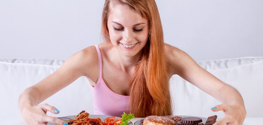 Как похудеть за праздничным столом?