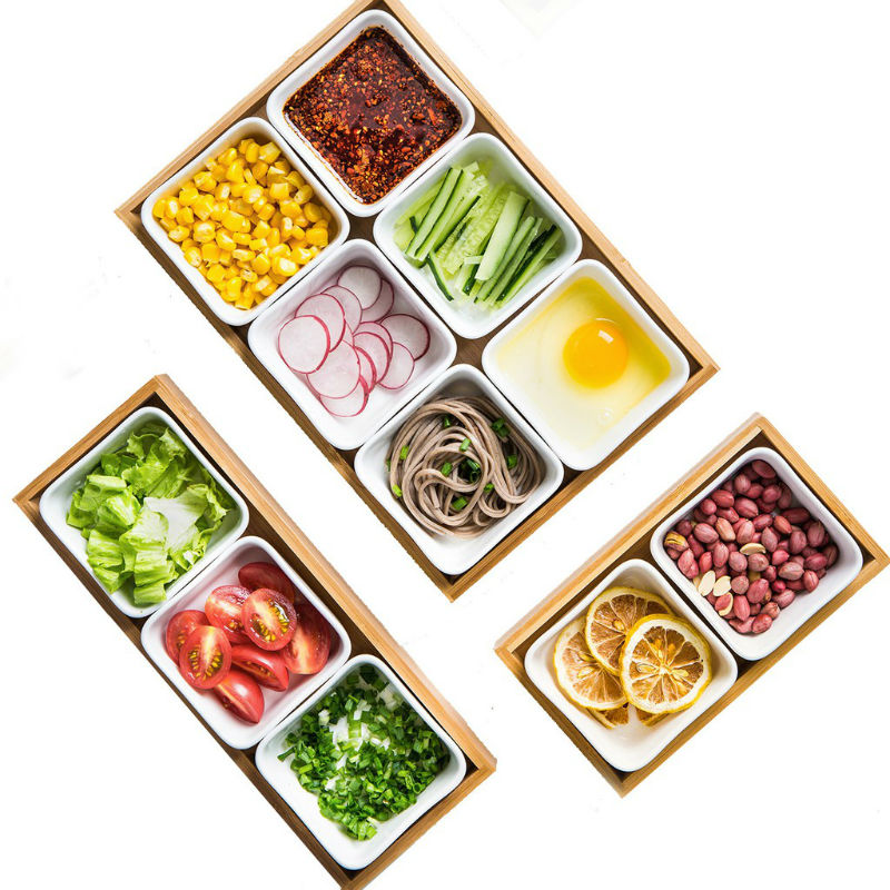 менажница для салатов
