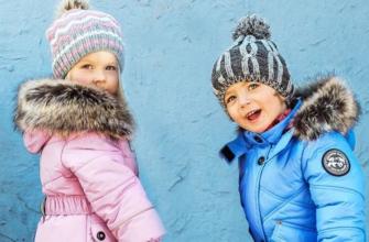 5 советов по выбору правильной зимней одежды для вашего ребенка