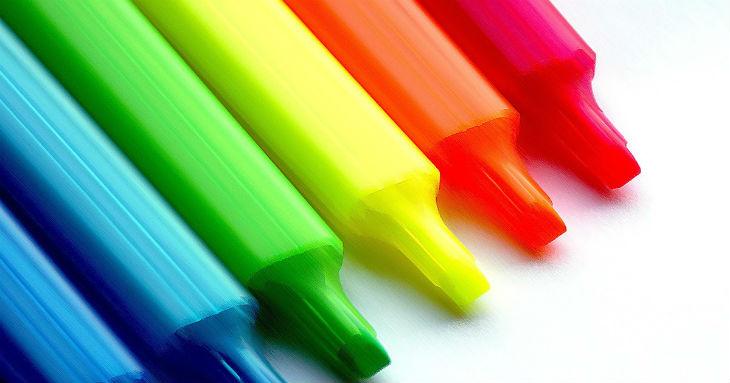 Как оттереть следы фломастера и маркера с обоев