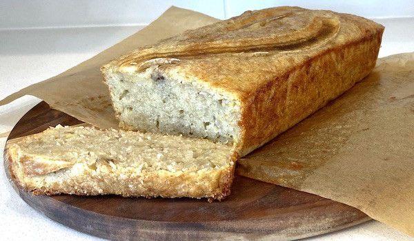 Банановый хлеб без пищевой соды: пошаговый рецепт с фото