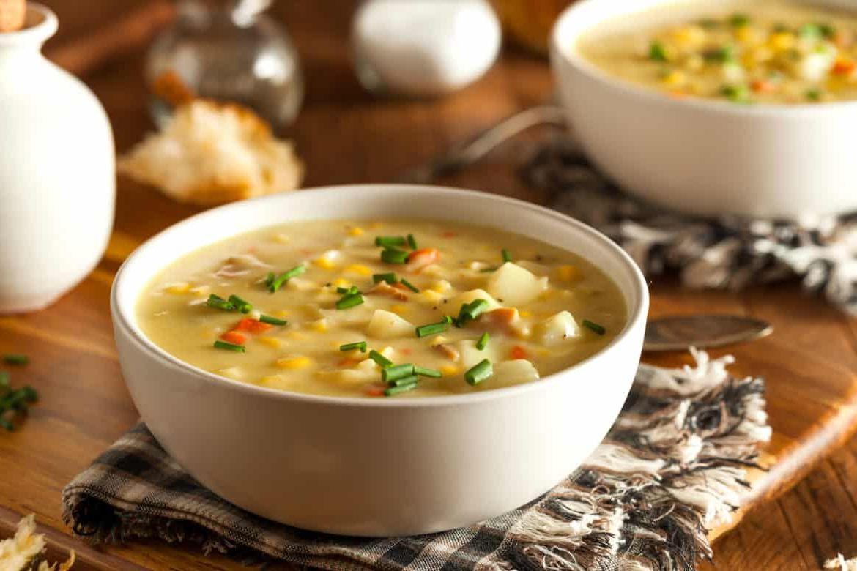 Можно ли заморозить кукурузный суп и как это правильно делать?