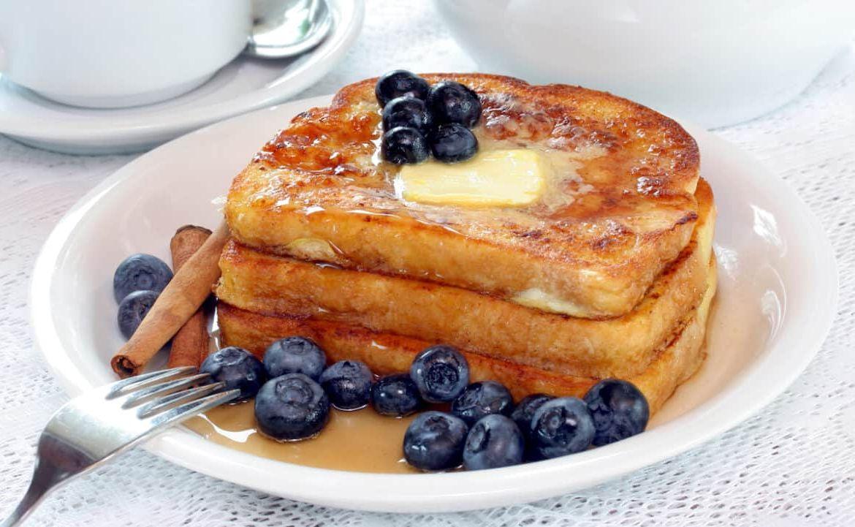 Можно ли заморозить гренки или французские тосты?