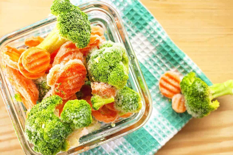 Можно ли повторно заморозить овощи и на сколько это безопасно?