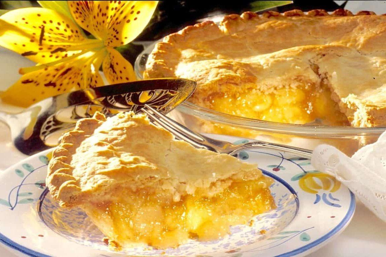 Как загустить начинку для яблочного пирога