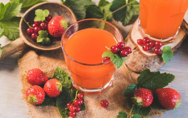 Чем отличается фруктовый сок от нектара?