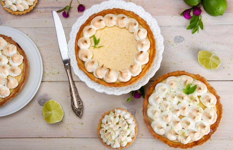 Лимонный пирог с меренгой без крахмала: пошаговый рецепт