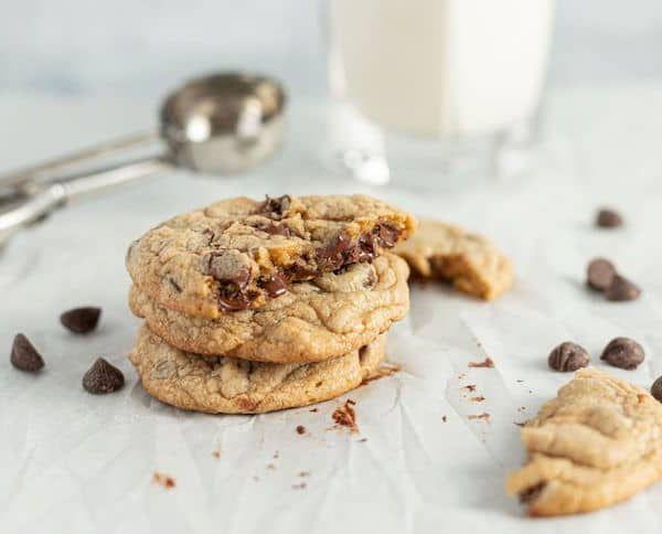 Лучшее шоколадное печенье с кокосовым сахаром: пошаговый рецепт