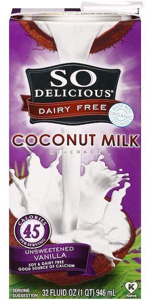 как разогреть кокосовое молоко