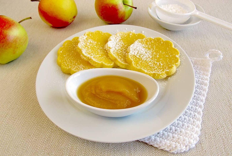 Лучшие заменители яблочного пюре в выпечке