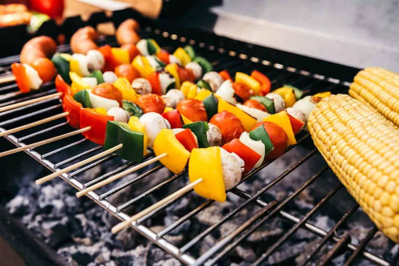 11+ Лучших овощей для барбекю