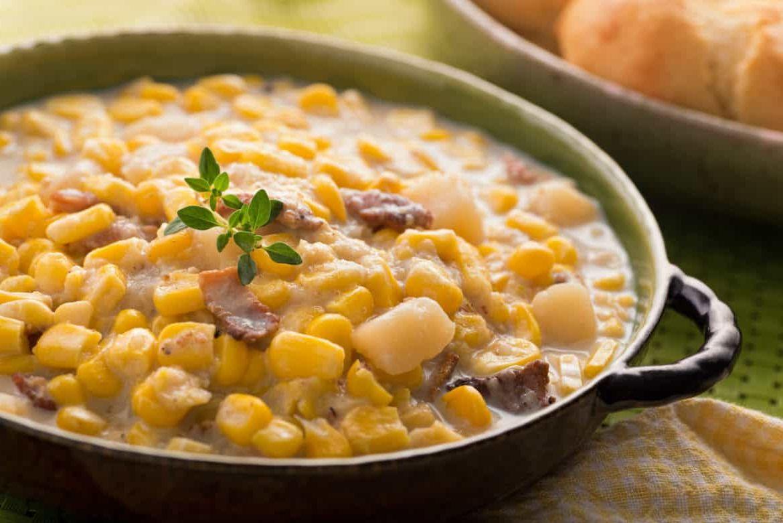 Что подать вместе с кукурузным супом: 7 лучших гарниров