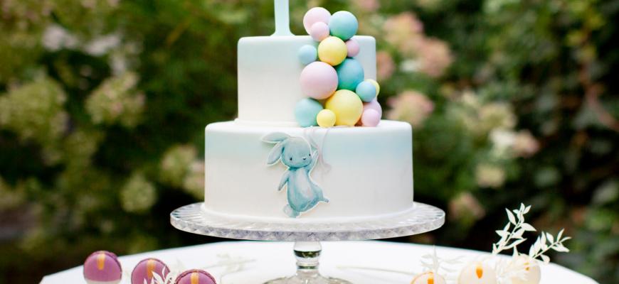 Как выбрать праздничный торт ребенку?