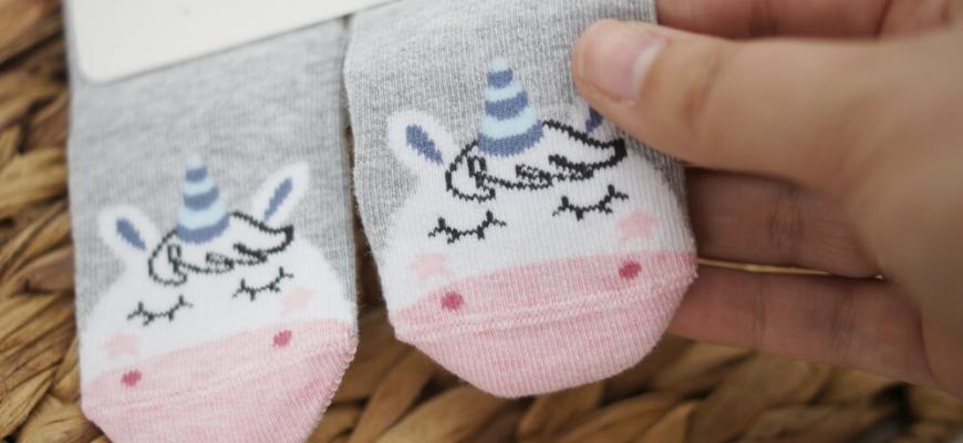 Размеры детских носков: как подобрать по возрасту?
