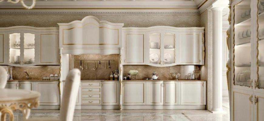 Классические кухни: особенности стиля и советы по оформлению