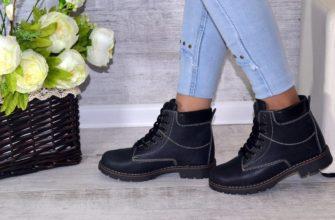 модные осенние туфли 2021