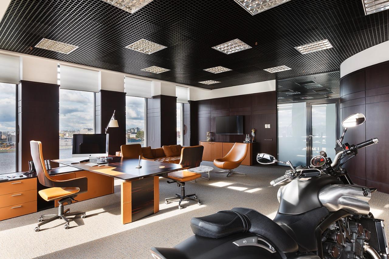 Современная мебель для офиса: особенности и достоинства