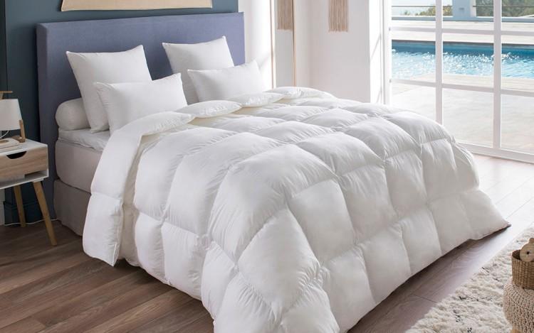 пухо-перьевые одеяла