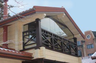 Балкон на современной даче: нужен ли он сегодня или можно обойтись?